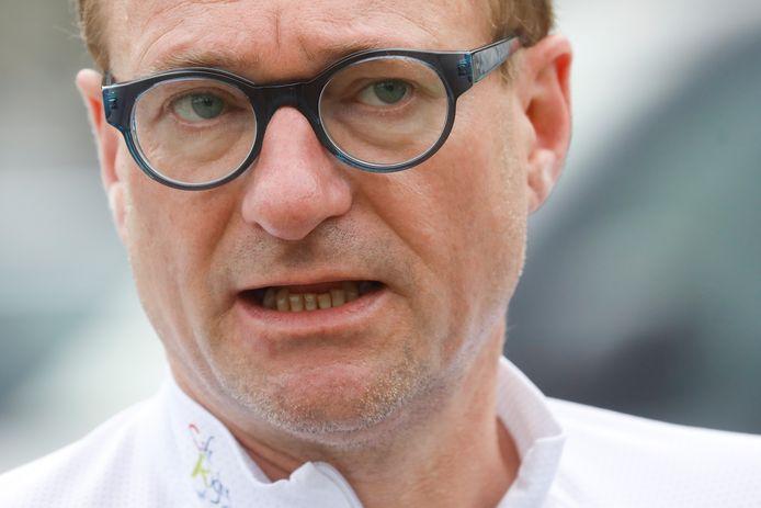 Vlaams minister van Onderwijs Ben Weyts.