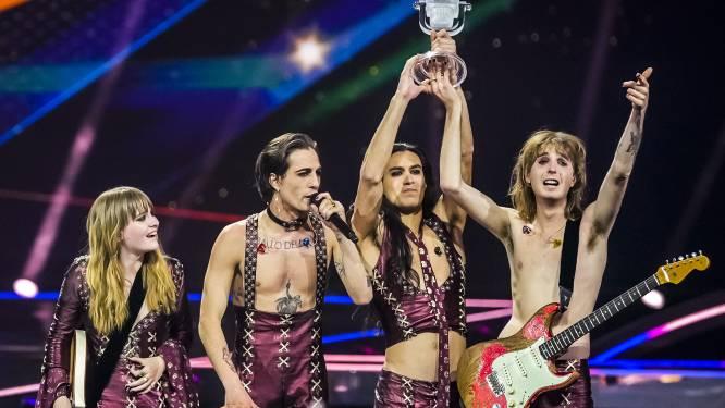 Voor het eerst in negen jaar nog eens een Songfestival-winnaar bovenaan in Britse charts (maar niet met het winnende nummer)