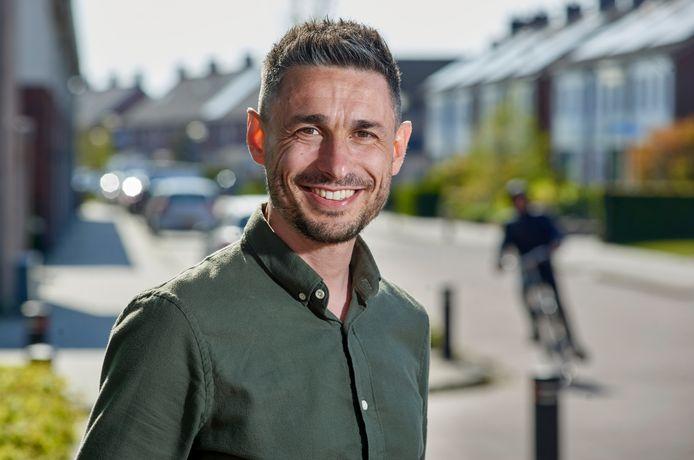 Yves Dufoor uit Veghel heeft 12 jaar geleden hersenletsel opgelopen. Hij heeft nu een platform opgericht voor meer erkenning.