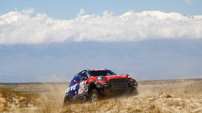 Colsoul hoopt stiekem op top 5 in Dakar - Willemsen blij met tweede ritzege bij trucks