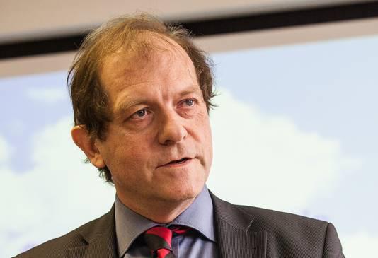 K.U.Leuven-rector Rik Torfs, professor Kerkelijk Recht.