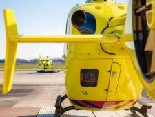 Traumaheli met Nijmeegs personeel vliegt kriskras over Nederland: 'Werk extra spannend nu'