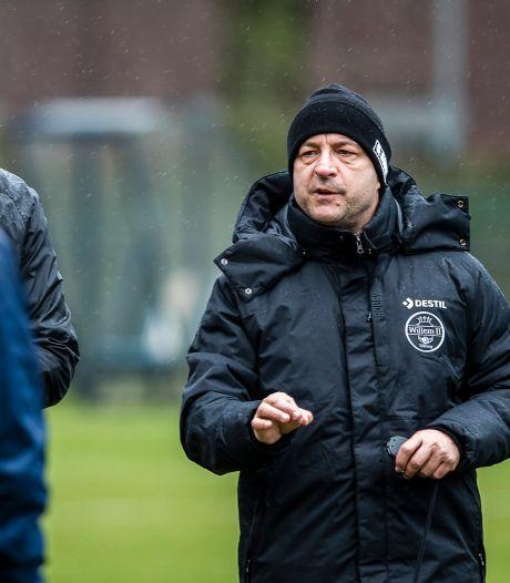 Willem II-coach Petrovic vraagt zijn routiniers om hulp in de strijd tegen degradatie