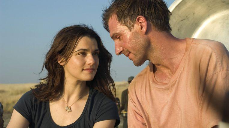 Rachel Weisz en Ralph Fiennes in The Constant Gardener van Fernando Meirelles. Beeld