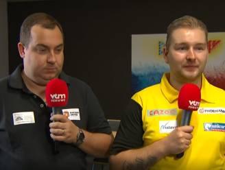 """Van den Bergh en Huybrechts op hun hoede voor Oostenrijkse vrienden: """"Mentaal zullen we extra hard moeten vechten"""""""
