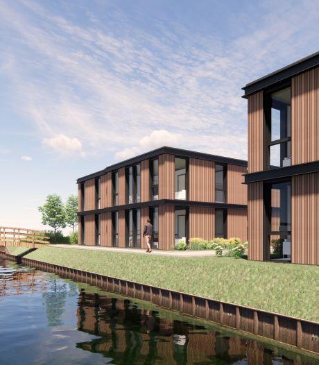 Álles in deze nieuwbouwhuizen voor starters is van hout, en dat scheelt je in de portemonnee