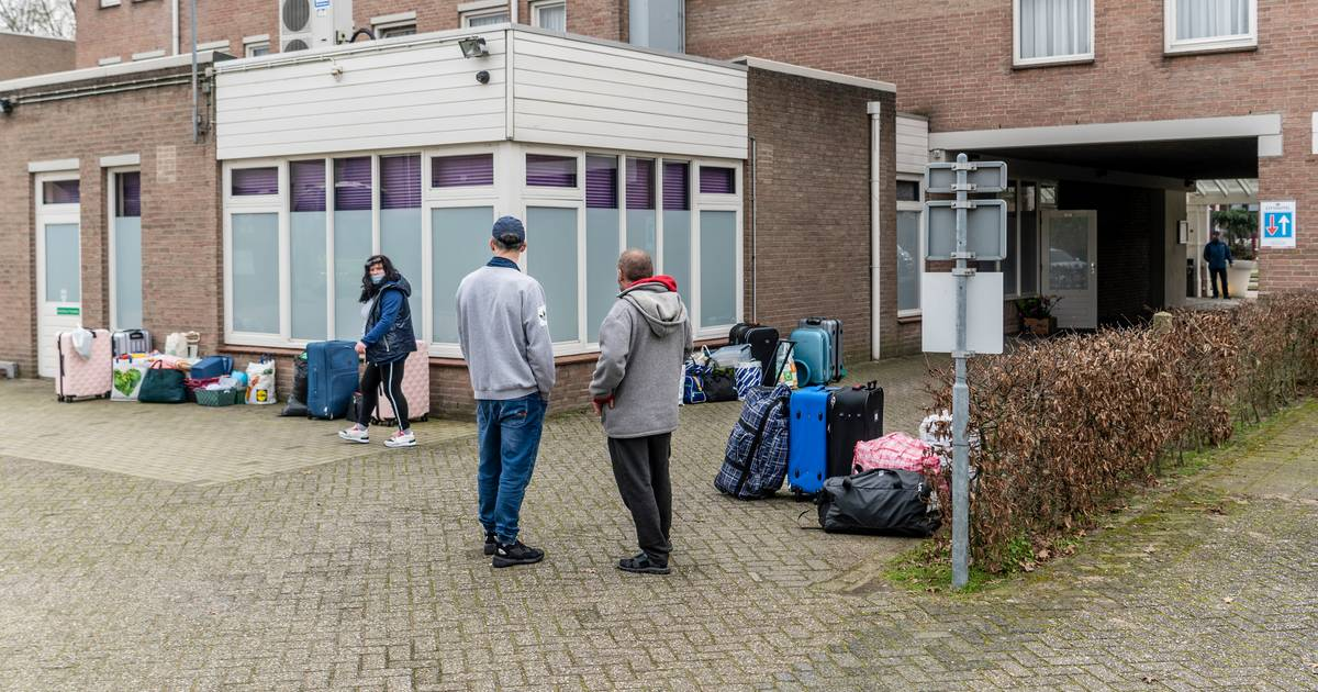 Daar zijn ze dan toch: de arbeidsmigranten in het City Hotel - BD.nl