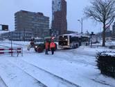 Onrust: chauffeurs Breng in overvolle kantine tijdens winterweer, terwijl een van hen corona had
