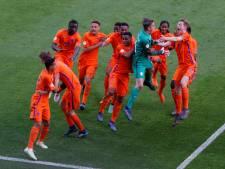 Penaltykiller Joey Koorevaar held van Oranje Onder 17