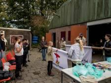 Nieuw clubhuis voor scouts Phoenix in Tiel kan er komen, mét gasaansluiting