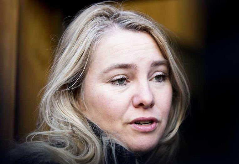 De Nederlandse minister van Verkeer Melanie Schultz. Beeld ANP