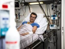 Coronapatiënt Ali-Ario (51) lag weken op de intensive care: 'Mijn vrouw dacht dat ik zou gaan'