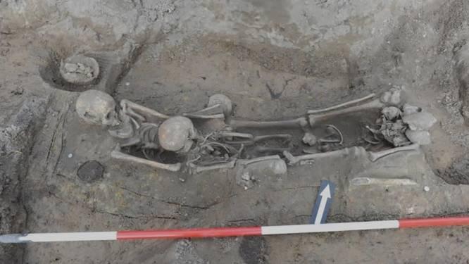 Saxion-archeoloog Raphaël onderzoekt graven over de hele wereld: 'Elk skelet vertelt een ander verhaal'