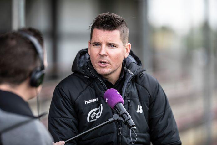 RKZVC-trainer Jeroen Spies.