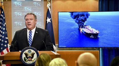 VS legt Chinese bedrijven sancties op wegens import van Iraanse olie
