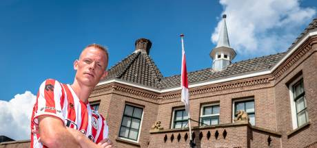 Supporters kunnen op Beugelsdijk rekenen: 'Ik zal vechten voor Sparta'