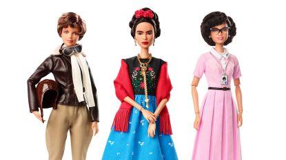 """Barbie van Frida Kahlo valt niet in goede aarde bij familie: """"De pop heeft geen unibrow"""""""