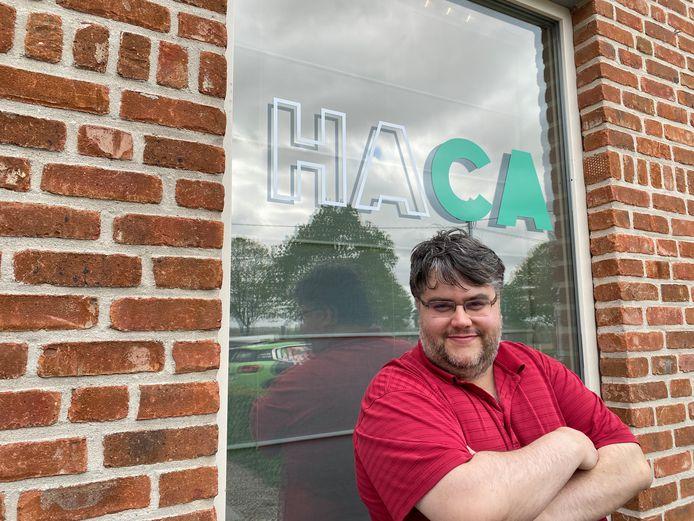 HACA-oprichter Harm Muizer.