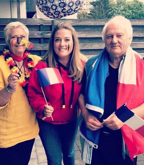 """Belgique ou France? Audrey de NRJ prévient: """"Prête à leur botter les fesses"""""""