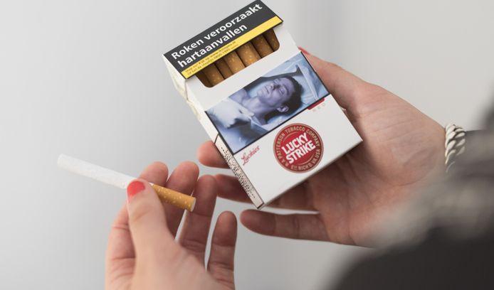Tijdens Stoptober worden rokers uitgedaagd te stoppen met roken en dit 28 dagen lang vol te houden.