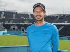 Andy Murray évoque un retour en simple cette année