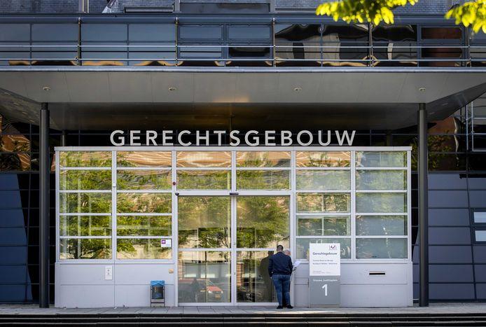 Rechtbank in Utrecht.
