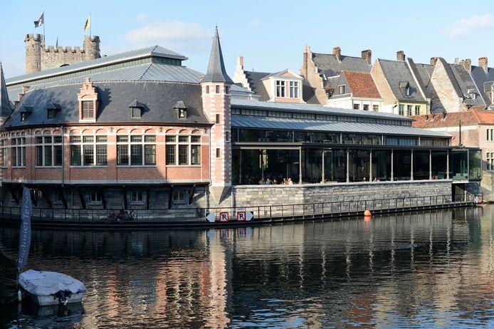 De Oude Vismijn was jarenlang een stadskanker, Peeters kreeg het gebouw gerestaureerd