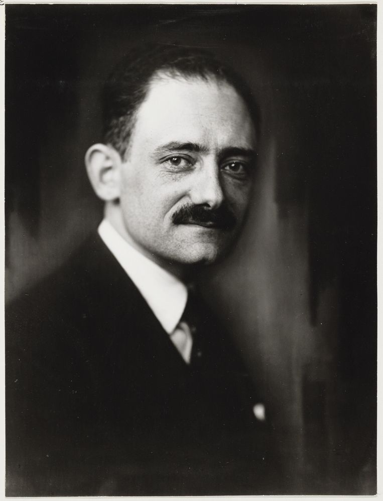 Arnold Kahn. Beeld Stadsarchief