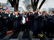 Meer advocaten dreigen te stoppen met lange processen