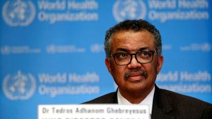 """WHO: """"Wereld is nog lang niet klaar met coronavirus"""""""