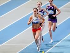 Atlete Floor Doornwaard laat met vierde plaats zien dat ze er weer is