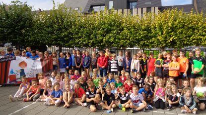 Vrije Basisschool Herzele gaat 'op stap met Pluk'