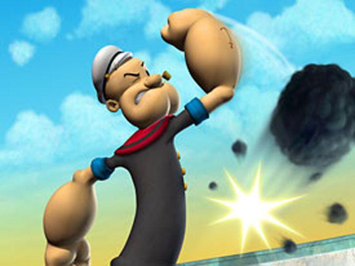 De laatste 'Popeye'-producties dateren al van 10 jaar geleden.