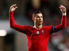 Ronaldo in Portugese selectie voor finale Nations League
