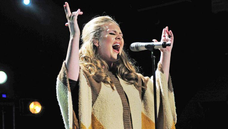Kaartjes voor Adele van 121,5 euro duiken op voor liefst 2.999 euro per stuk. Beeld © BELGAIMAGE