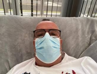 """Chef Wim Van Damme (52) van Restaurant Gozar geveld door corona: """"Heropening is relatief wanneer je aan de zuurstof belandt"""""""