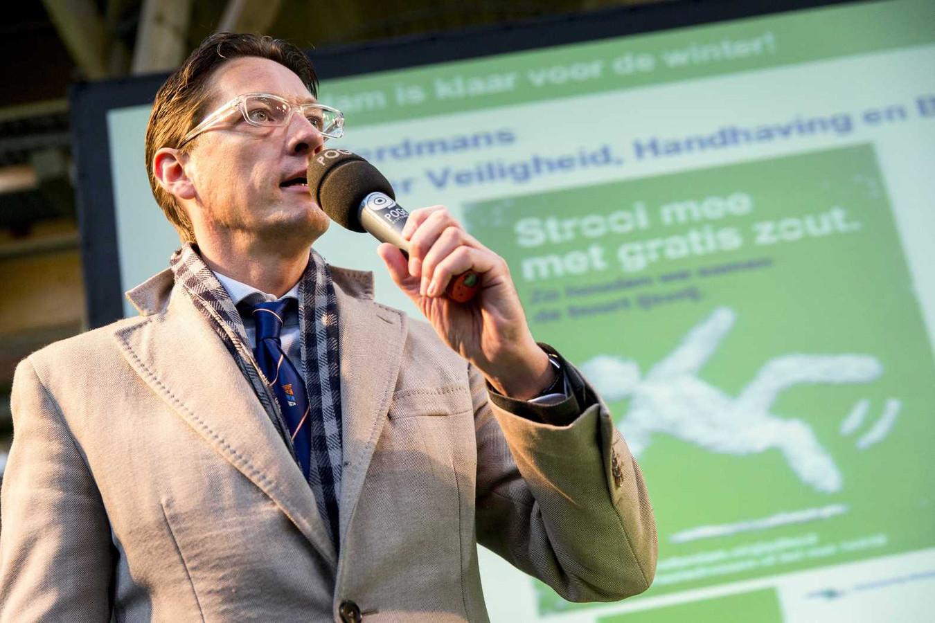 Wethouder Joost Eerdmans maakte maandag bekend dat Rotterdam producten 'dierproefvrij' wil gaan inkopen.