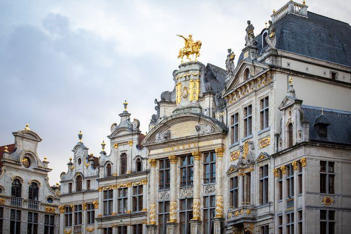 Illustration Bruxelles.