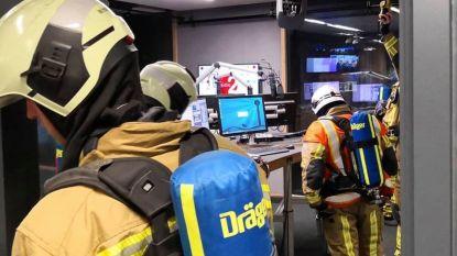 Radio 2-journalisten bellen brandweer omwille van gasgeur in studio