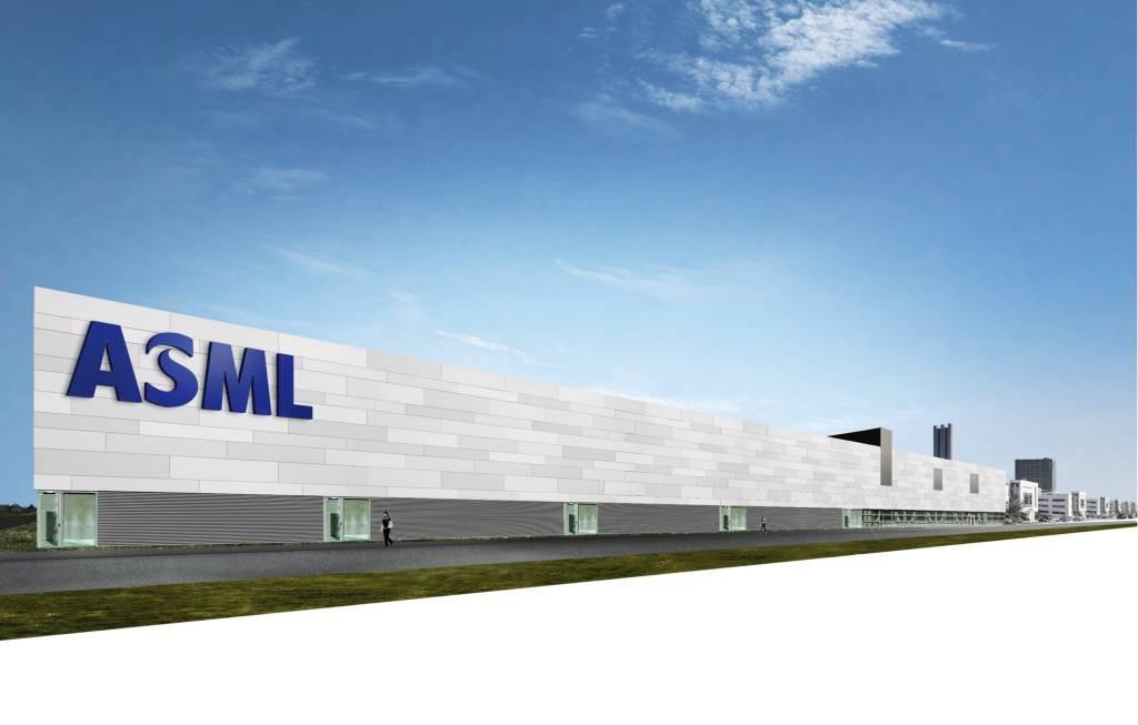 Een impressie van de architect van het nieuwe gebouw.