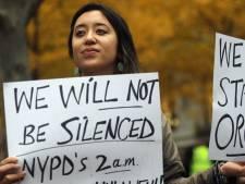 Occupy-betogers New York toch weer naar Zuccotti Park