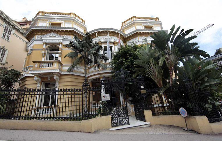 Het IAAF-hoofdkwartier in Monaco. Beeld REUTERS
