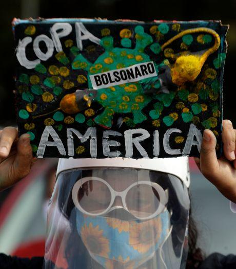 Hooggerechtshof Brazilië buigt zich over verzoek om Copa América te weren