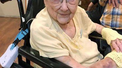 Rose werd 99, ook al zaten haar organen op de verkeerde plaats