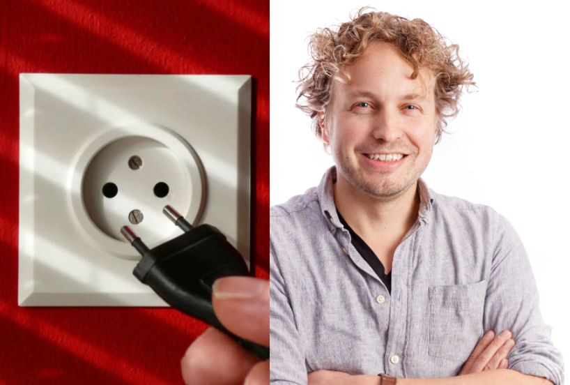 Als nou eens al die energiebedrijven stoppen met deur-aan-deurverkoop, droomt columnist Niels Herijgens.