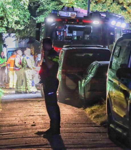 Politie houdt verdachten groot drugslab aan op A28 bij Zwolle