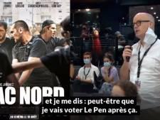 """Malaise lors de la conférence de presse de """"Bac Nord"""": """"Je vais peut-être voter Le Pen après ce film"""""""