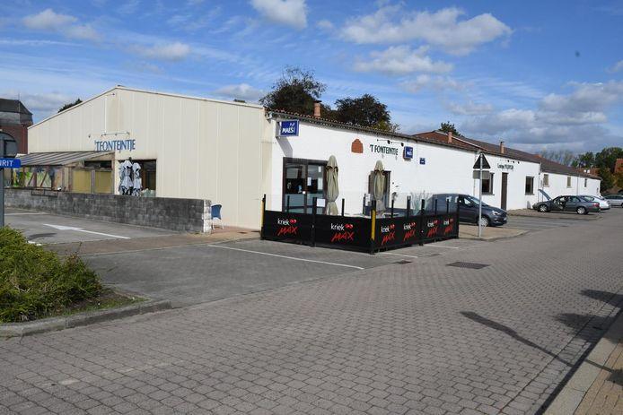 Zoals het er naar uitziet, komt er een nieuw cultureel centrum op de site van zaal Polenplein.