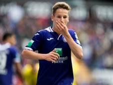 Bonne nouvelle pour Anderlecht: Yari Verschaeren devrait bientôt prolonger