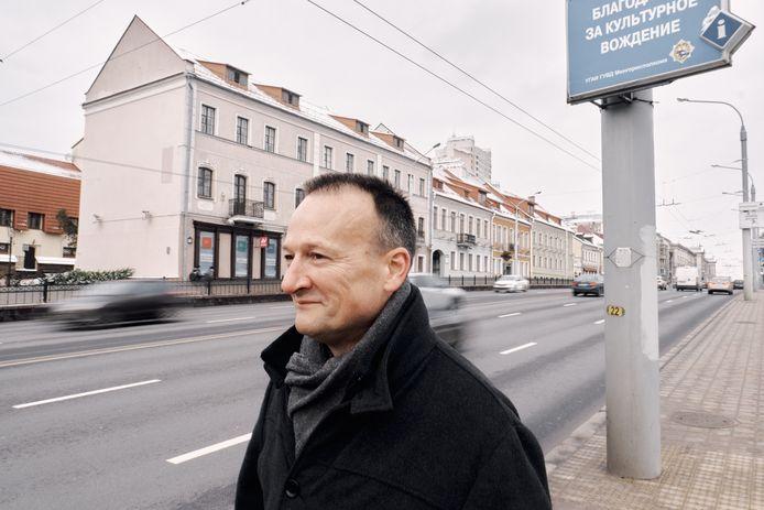 Een Madenaar in Minsk: Erik-Jan van Oosterhout volgt alles op de voet.